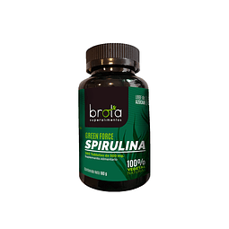 Spirulina green Force 360 tbl