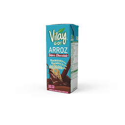 Bebida Vegetal Arroz Chocolate 200 cc.
