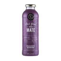 Yarí Mate Passionate Raspberry 475ml.