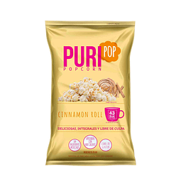 Puripop Cinnamon Roll 25grs.
