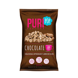Puripop Chocolate 25grs.
