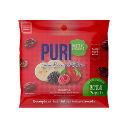 Puripasitas Berries Plátano 35grs.