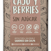 Barra Chocolate Blanco y Cajú/Berries 80grs.