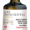 Aceite de Oliva extra virgen con chile chipotle 500 ml.