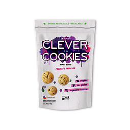 Clever Cookies formato familiar Maqui Berry 150 grs.