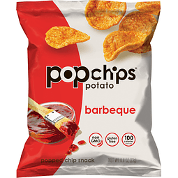 Papas aireadas sabor Barbeque individual 23grs.