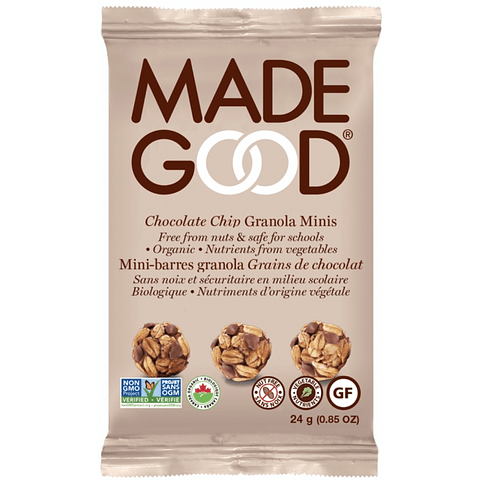 Granola Minis Chocolate Chip 24grs
