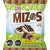 Galletas de arroz Mizos Chocolate 20grs.