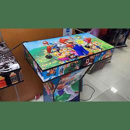 Pedestal Mario 10.000 Juegos 28 emuladores