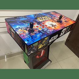 Pedestal Star W. 10.000 juegos 28 emuladores