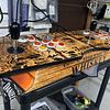 Tablero Arcade Jack Rustico 32Gb 10.000 juegos + 30 PS1 en 26 consolas