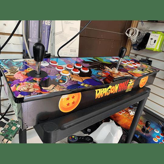Tablero Arcade Dragon 32Gb 10.500 juegos 26 consolas
