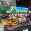 Tablero Crash  32Gb 10.000 juegos + 30 PS1 en 26 consolas