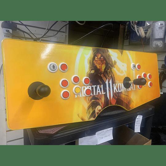 Tablero Scorpion MK 32Gb 10.000 juegos + 30 PS1 en 26 consolas