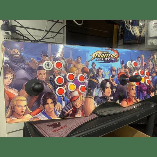 Tablero KOF 32Gb 10.000 juegos + 30 PS1 en 26 consolas