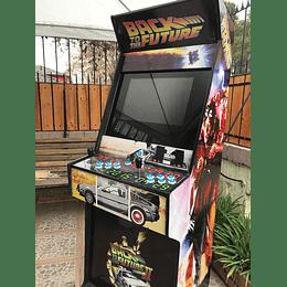 """Arcade 19"""" Wide 10.500 juegos en 26 consolas + Wifi"""