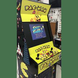 """Pacman 17"""" Cuadrada (Solo foto, no venta)"""