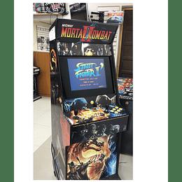 "Mortal Kombat II  19"" Wide (Solo foto, no venta)"