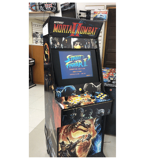 Mortal Kombat II  19