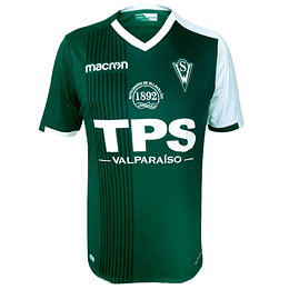 CAMISETA SANTIAGO WANDERERS LOCAL 2019