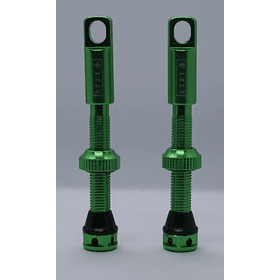 Válvula Tubular STZY 44mm Green