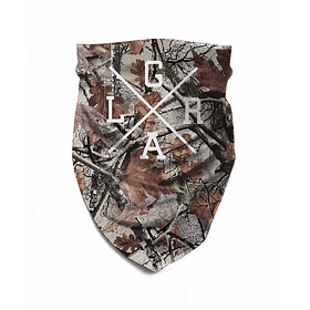 Tube Scarf LOOSE RIDERS Foliage Camo