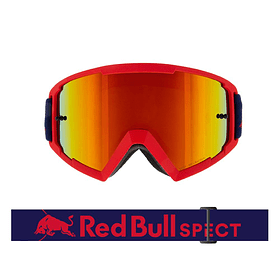 Antiparra  RED BULL SPECT EYEWEAR Whip Mirrored Rojo Espejado