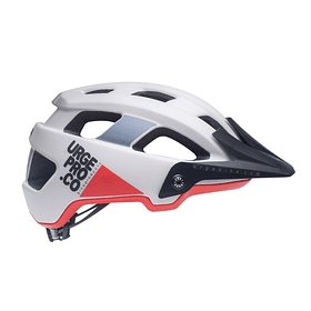 Casco Bicicleta URGE All Trail Blanco