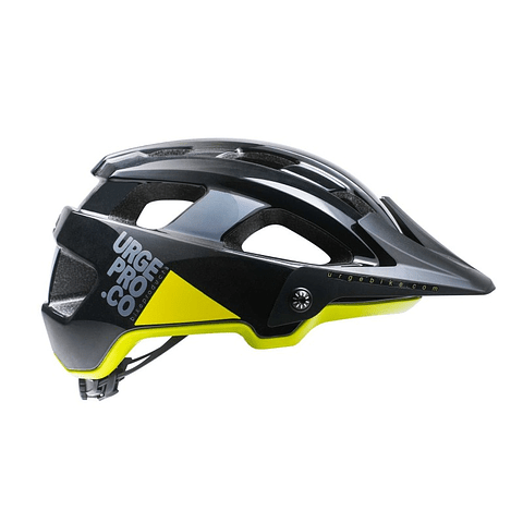Casco Bicicleta URGE All Trail Negro