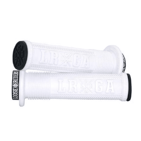 Puños LOOSE RIDERS C/S Grips White