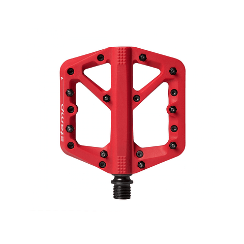 Pedal CRANK BROTHERS Stamp 1 Small Red