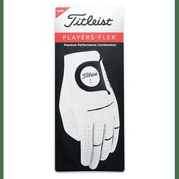 Guante Titleist Hombre Players-Flex