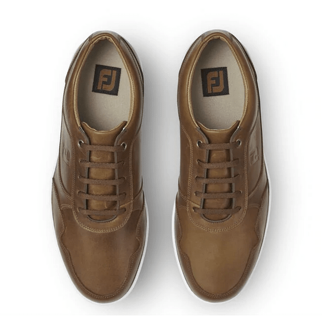 Zapato FootJoy Hombre Casual All Taupe
