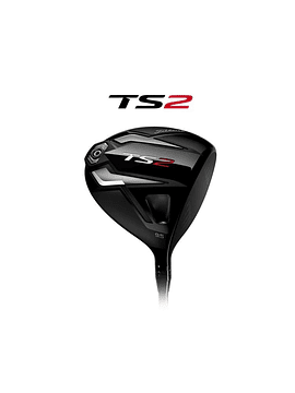 Driver TS2 10,5° Regular