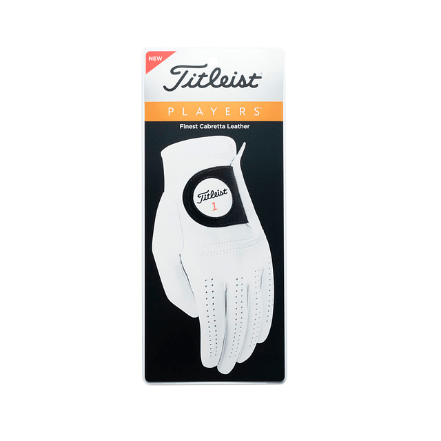 Guante Titleist Hombre Players
