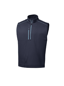 Footjoy Half-Zip Heather Blocked Vest