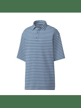 FootJoy Athletic Fit End On End Multi Stripe Self Collar