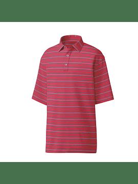 FootJoy Lisle Outlined Stripe Self Collar