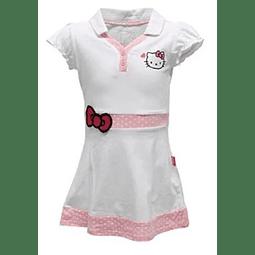 Vestido Hello Kitty niña con manga