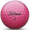 Tubo de Pelota Titleist Velocity Rosada (3 pelotas)
