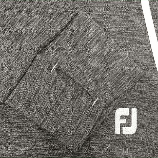 Poleron FootJoy Mujer gris