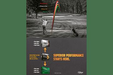 ¿Qué pelota Titleist necesitas para mejorar tu performance?