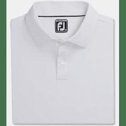 Polera de Hombre FootJoy Athletic Fit Blanco