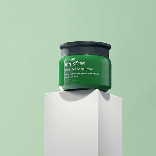 Innisfree Green Tea Seed Cream - Crema Hidratante Facial