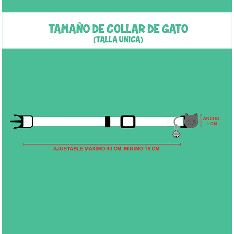 COLLAR GATO FIGARO