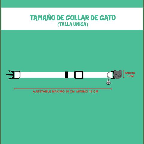COLLAR GATO BOTAS