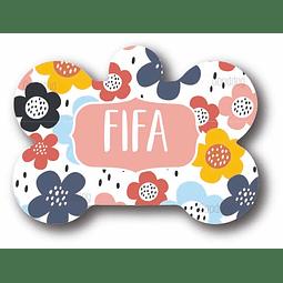 PLACA FIFA