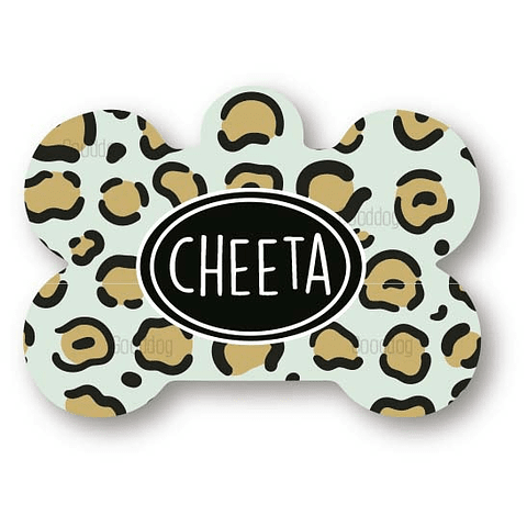 PLACA CHEETA
