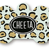 PLACA CHEETA