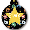 PLACA BLACK